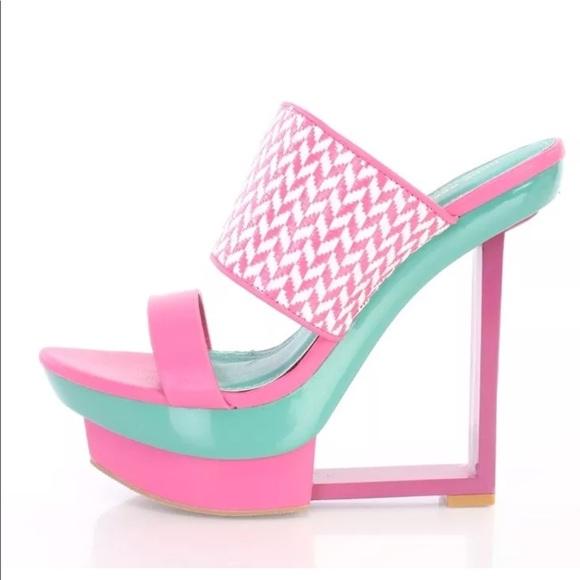 Malibu Barbie 8s Vintage Pink Heels